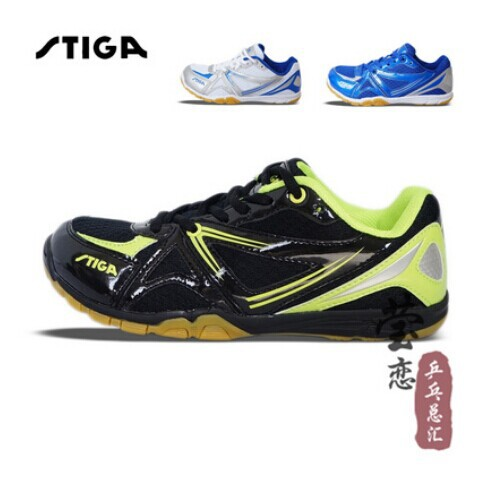 ORIGINAL stiga table tennis shoes for indoor sports shoes for stiga table tennis racket unisex G1408030 man and woman sneakers(China (Mainland))