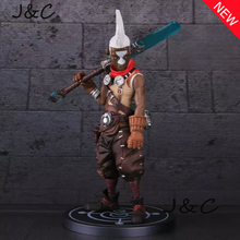 Free Shipping LOL Ekko PVC Action figure lol 8″ the Boy Who Shattered Time Toys Great quality Christmas Gift