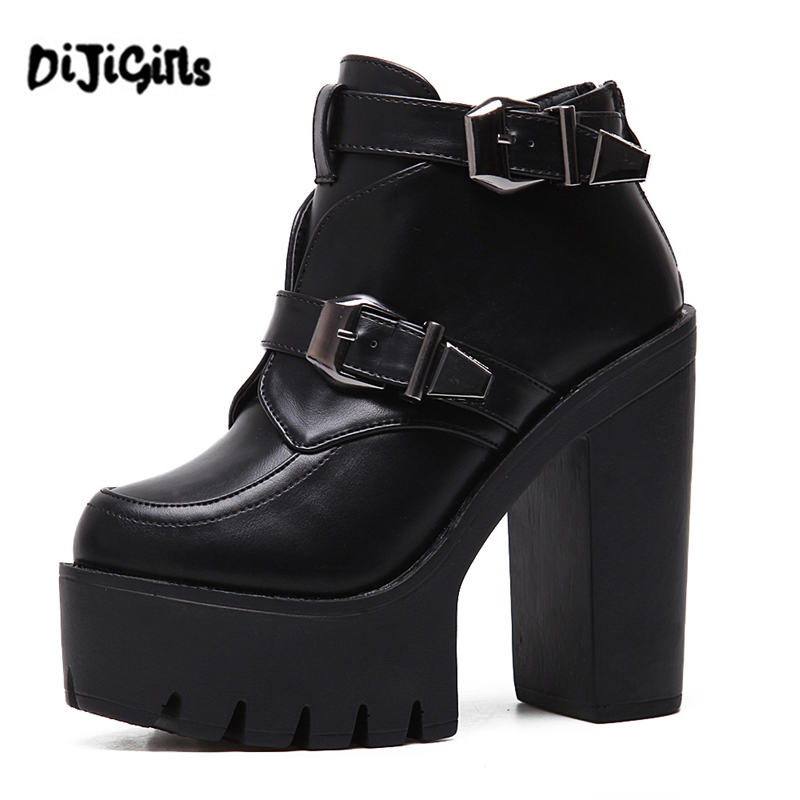Popular Punk Boots for Women-Buy Cheap Punk Boots for Women lots ...