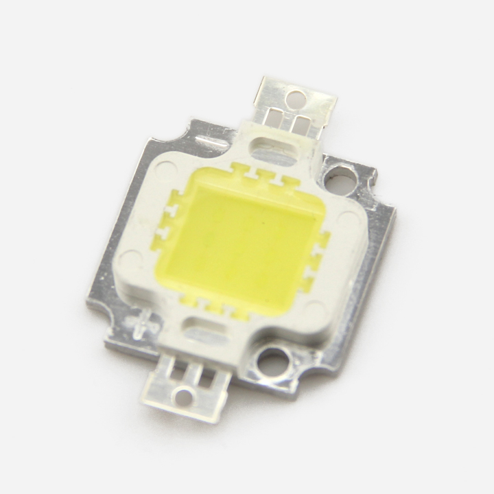 10pcs/lot 10W High Power LED Chip Bulb SMD, Floodlight lamp bead, Color: White/Warm white/red/green/blue/yellow/rgb(China (Mainland))