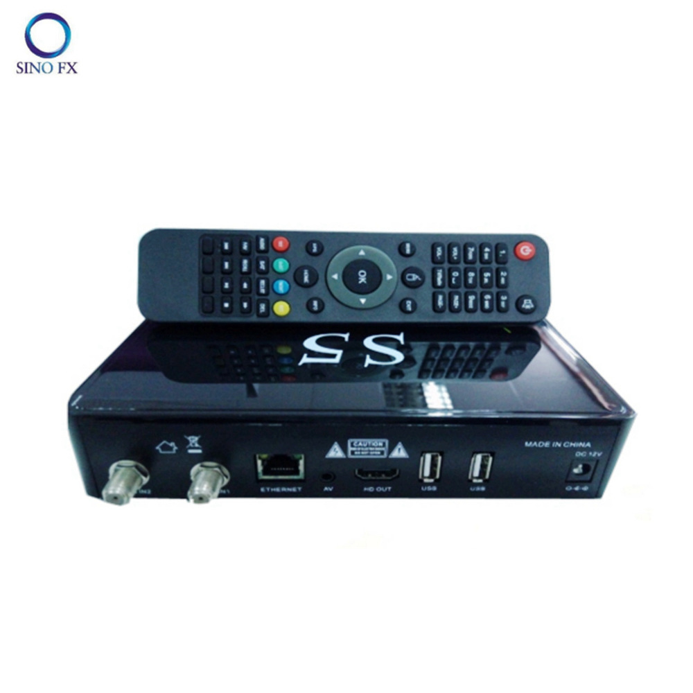 South America IPTV Android tv box Speed HD S5 DVB-S2 satellite receiver with twin tuner IKS SKS for N3(China (Mainland))