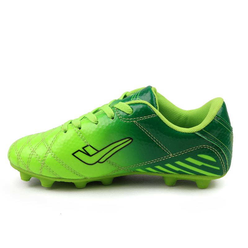 free shipping soccer shoes sport football shoes for childs