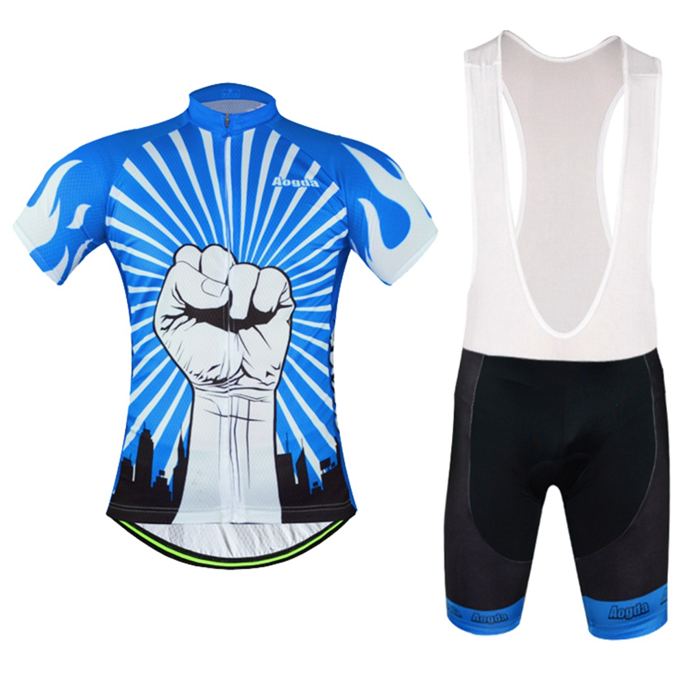 Super New Fist strive Bike Jersey Team Sport Clothing Suit ...