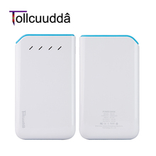 Buy Tollcuudda 10000mAh Dual USB Power bank Portable Mobile Phone Charger Powerbank iPhone 7 6 6s xiaomi Redmi3 External Baterry for $42.99 in AliExpress store