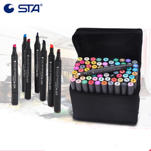 Buy 2017 New Copic Markers 60 72 80 PCS/Set Double Headed Alcohol Art Markers Pen Artist Manga Graphic Rated Liner Drawing for $36.02 in AliExpress store