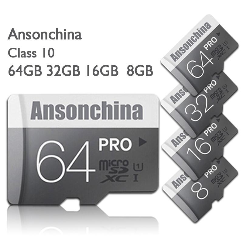 Latest Version Memory Card 64GB PRO Micro SD Card Flash Cards 8GB 16GB 32GB Micro SDHC SDXC Microsd TF USB Reader Box Free gift(China (Mainland))