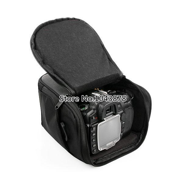 Camera Case Bag for DSLR nikon D3200 D800 D7000 D5100 D5000 D3100 D3000 D90 D300(China (Mainland))