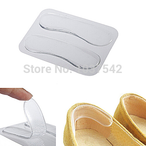 Гаджет  A16 Hot!!rearfoot invisible silica gel stickers transparent slip-resistant foot shoes stickers after the thread Insoles IA880 P None Обувь