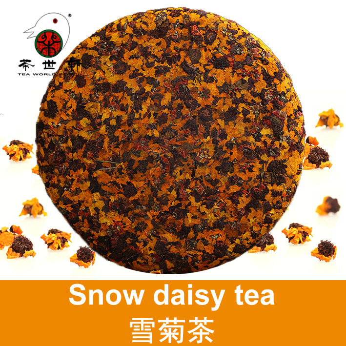200G Kunlun Mountain Snow Daisy Chrysanthemum Tea,Good for Health Help Lower Blood Pressure, Slimming Beauty, skin care(China (Mainland))