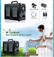 Best Gift To Wife/ Household  5g Ceramic Portable Ozone Machine For  Air And Water Purifier With CE