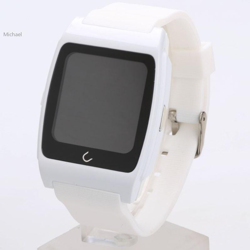 Bluetooth Smart U80 Watch Clock BT Lost Anti Notification MTK Wristwatch forAndroid iOS 57f