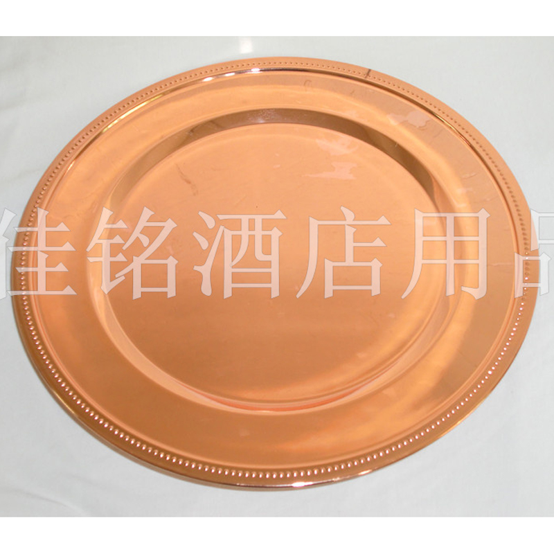 Online Buy Wholesale Silver Charger Plates From China