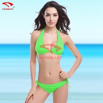 Novo design Victoria 2015 cores brilhantes mais simples e mais barato chegada nova praia sexy biquíni