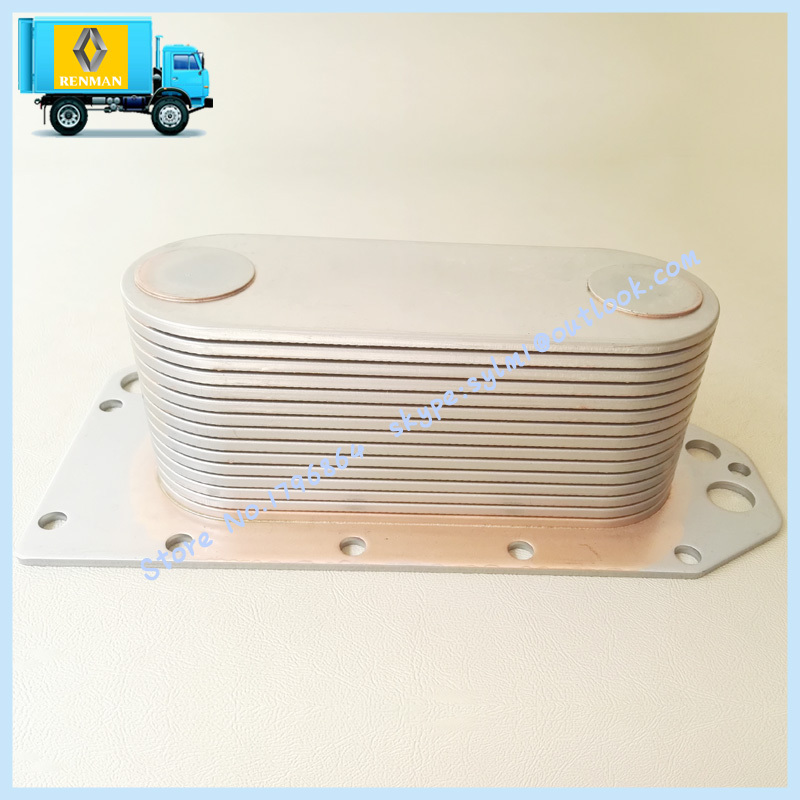 china supplier high quality Oil cooler core 5284362 3944464 3957533(China (Mainland))