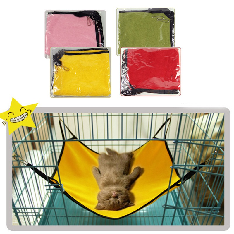 Fashion Brand Dog Cat Hammock Pet Supplies Cat Bed Mats Resting Seat Washable Cover Pet Bed Cousin Large 64cm x 57cm(China (Mainland))