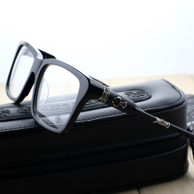 2015 Luxry Optical Brand Frame TNUC-A Silver Vintage Optical Frame Full Rim Eyeglass Frames Spectacle Frame Free shipping(China (Mainland))