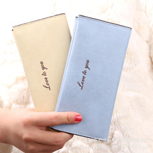 2015 Women Bag Wallets Long Fashion Frosted Retro Wallet Card Package PU Leather Lady Purse Halloween Christmas Free Shipping(China (Mainland))