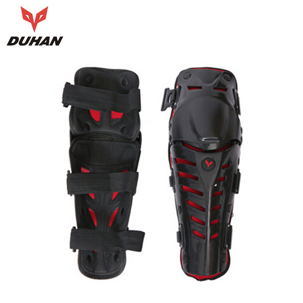 DUHAN Professional Motocross Off-Road Racing Knee Pads Knee Protector Motorcycle Motorcycle Equipment Motocross Knee Protector