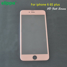 For iPhone 6 6s plus Safety Glass Film Full Cover 3D Tempered Glass Screen Protector for Apple iPhone 6 6s Plus 5.5″
