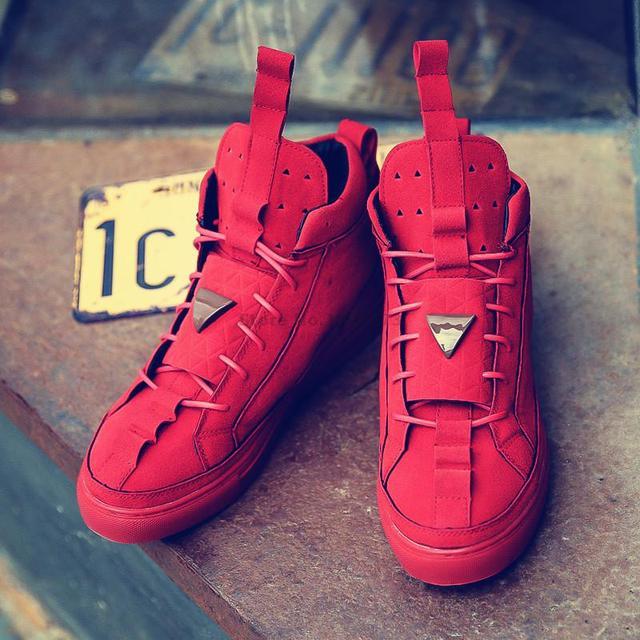 Свободного покроя обувь горячая распродажа 2016 немецкий дизайнер патрик мор измерение ...