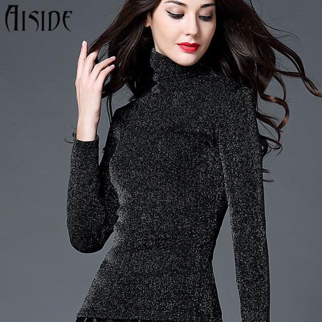 Женские свитера мода 2016 весна осень зима вязание Sweter платья дамские пуловеры ...