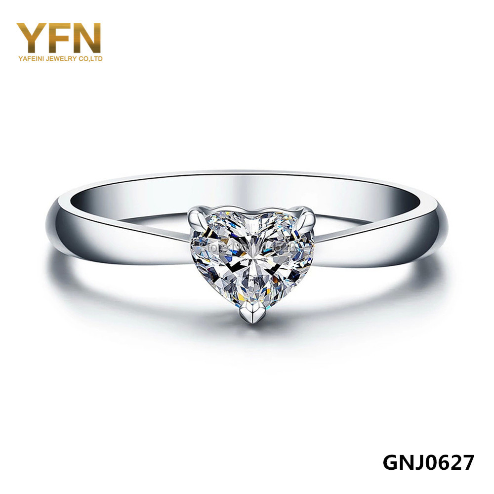 wholesale gnj0627 solid 925 sterling silver jewelry cubic