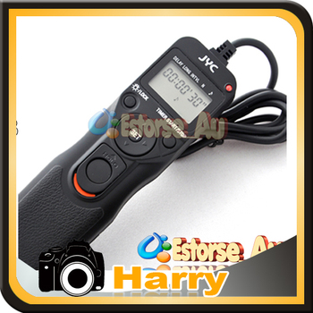 JYC MC-DC2 Timer Remote Shutter Release MC-N3 For Nikon D5100 D5000 D3100 D90  Free shipping +tracking number