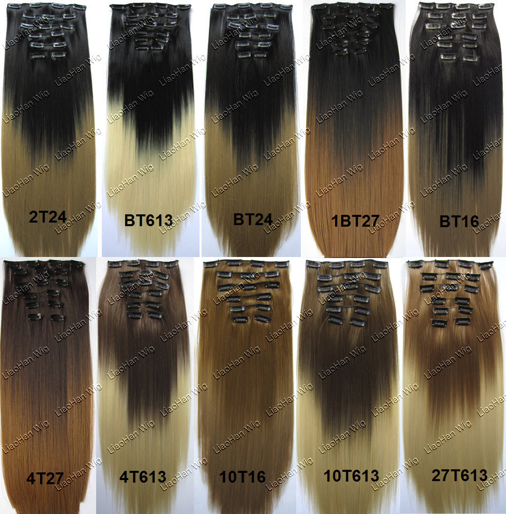 Are Synthetic Extensions Heat Resistant 53