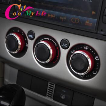 Air Conditioning heat control Switch knob AC Knob case for Ford Focus 2 MK2 3 MK3 Sedan Hatchback Mondeo auto accessories(China (Mainland))