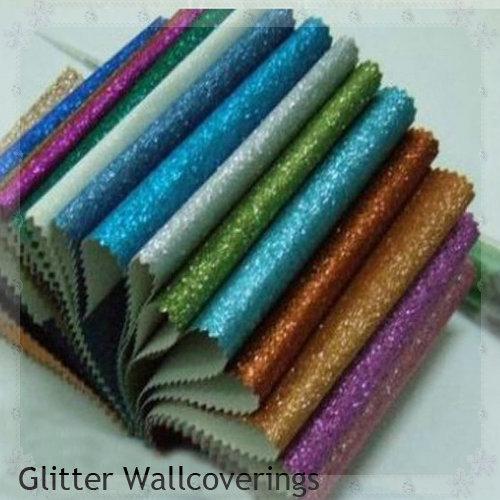 Aliexpress.com : acquista pu argento tessuto glitter carta da ...