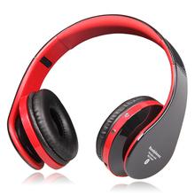 Sorpu EB203 HiFi Deep Bass Wireless Stereo Bluetooth Kopfhörer Noise Cancelling Headset mit Mikrofon, TF-Karte, FM Radio(China (Mainland))