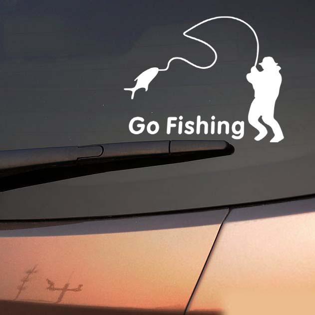 рыболовные наклейки где купить