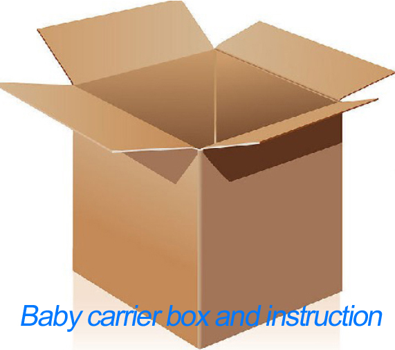 The Baby Carrier box and Instructions (only for the baby carrier buyer)(China (Mainland))