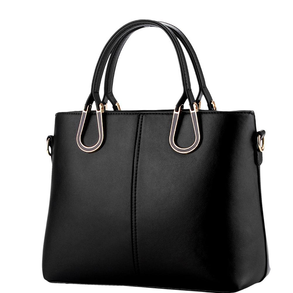 2016 new Fashion women Handbag shopping Shoulder bag brief cross body bags(China (Mainland))