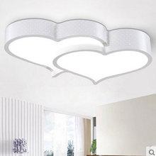 led ceiling lights home lighting   bedroom lighting lampe lamp modern light Color polarizer luminaria lamps(China (Mainland))