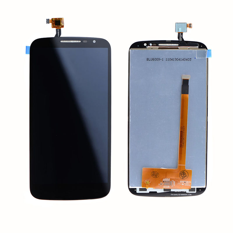 High Quality 1pcs New LCD For Alcatel 7050 One Touch Pop S9 7050y LCD Display Digitizer Touch Screen Assembly VAL63 T14 0.35(China (Mainland))