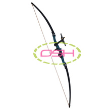 51lbs(24kg) Straight bow New version bow and arrow Outdoor shooting sports recurve glass fiber bow archery hunting bow