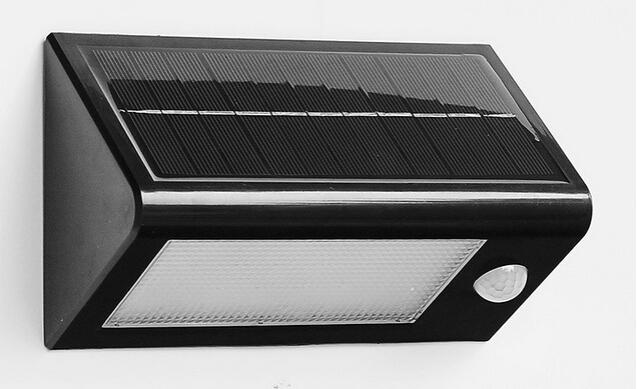 Pir solar motion sensor 2015 32led abajur para quarto for Luminarias de exterior led