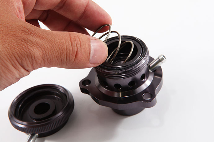 One Piece Forged BOV For VW/Audi Cars With 1.4T Engine!  EA111 engine Protect your Turbo!