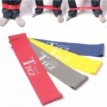 New Ankle Resistance Bands (4 sets) Leg Butt Lift Fitness Loop Workout Exercise
