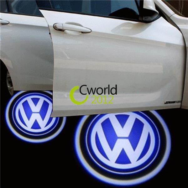 Освещение для дверей For VW 1 Auto OBC 3D VW Volkswagen