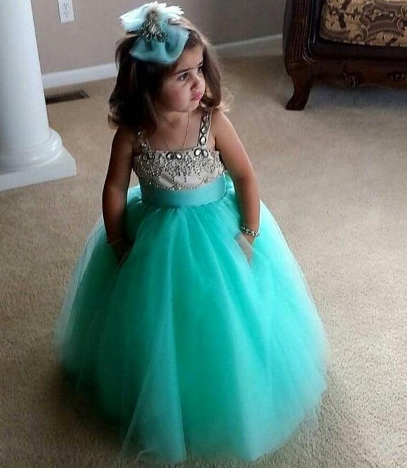 Детские платья на день рождения