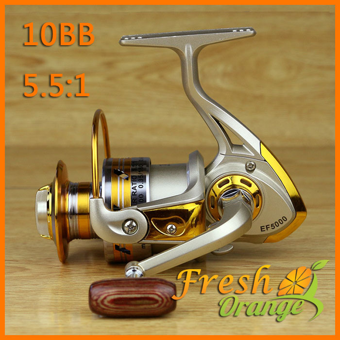 Pesca Ice Carp Fishing Reel Daiwa Spinning Fish Equipment Zauber Trolling Reel 10BB Abu Garcia Coil