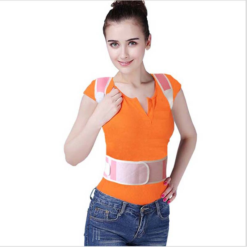 1 Pcs Adult Women Custom-made Babaka Correct Posture Corrector Vest Braces Back Support Belt Free Shipping(China (Mainland))
