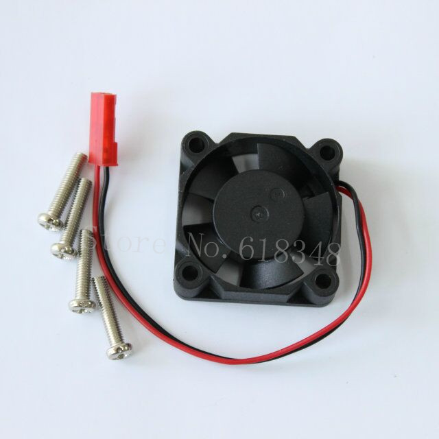 Wholesale 5Pcs/Lot High Speed Cooling Fan 30x30mm for Motor Heat Sink DC Brushless Fan DC 5V 0.15A For RC model car<br><br>Aliexpress