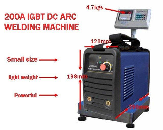 Установка для дуговой сварки TOSENSE zx7/200 110V ZX7-200 установка для дуговой сварки betty ac 110v 220v igbt zx7 200
