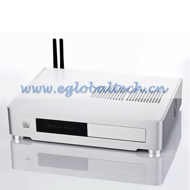 New Mini PC Dual Core G1610 2.6GHz, 2G DDR3, 64G SSD, HDMI 1080P Mini Desktop PC Industrial Computer or Server for Thin Client