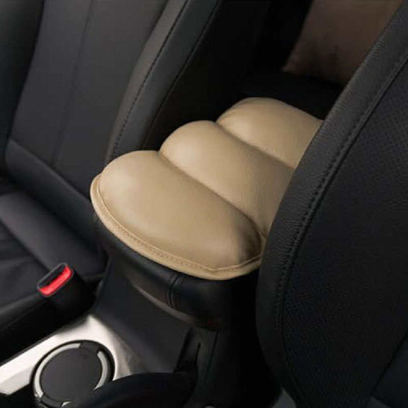 Universal car auto armrests cover vehicle center console