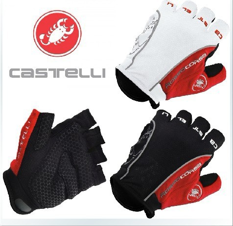 Genuine factory direct sales Mountain bike cycling gloves motorcycle road bicycle mtb 2 colors free shipping(China (Mainland))