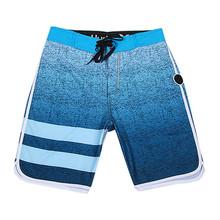 2019 Bermuda marca fantasma elástico hombres playa cortos adultos traje de alta calidad Swimshort rápido seco Sexy Gay hombre traje de baño(China)